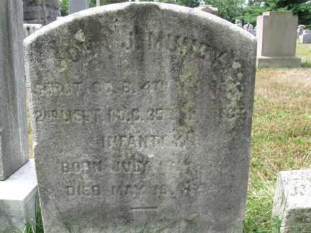 MUNDY, LT.JOHN J. - Burlington County, New Jersey | LT.JOHN J. MUNDY - New Jersey Gravestone Photos