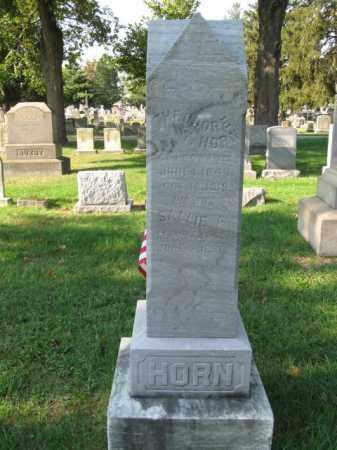 ORN, THEODORE T. - Burlington County, New Jersey   THEODORE T. ORN - New Jersey Gravestone Photos