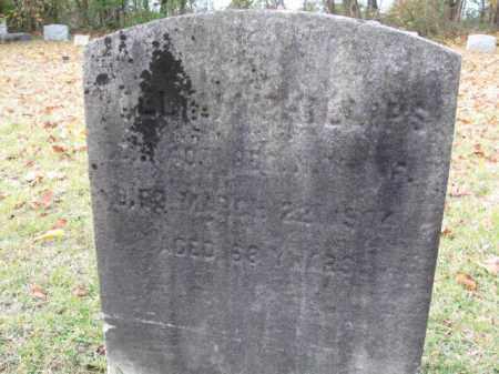 PHILLIPS, WILLIAM - Burlington County, New Jersey | WILLIAM PHILLIPS - New Jersey Gravestone Photos
