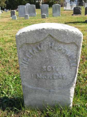 POWELL, WILLIAM H. - Burlington County, New Jersey   WILLIAM H. POWELL - New Jersey Gravestone Photos