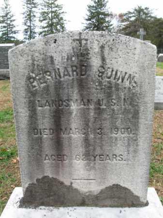 QUINN, BERNARD - Burlington County, New Jersey | BERNARD QUINN - New Jersey Gravestone Photos