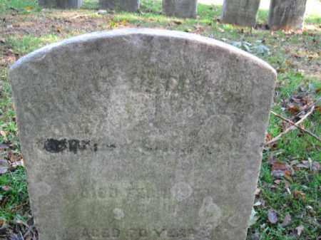 RANDOLPH, JOHN G. - Burlington County, New Jersey | JOHN G. RANDOLPH - New Jersey Gravestone Photos