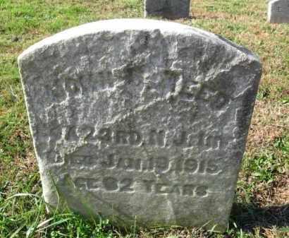REED, JOHN C. - Burlington County, New Jersey | JOHN C. REED - New Jersey Gravestone Photos