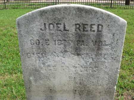 REED, JOEL - Burlington County, New Jersey | JOEL REED - New Jersey Gravestone Photos