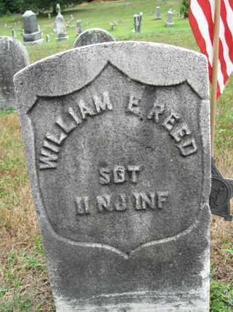 REED, WILLIAM E. - Burlington County, New Jersey | WILLIAM E. REED - New Jersey Gravestone Photos