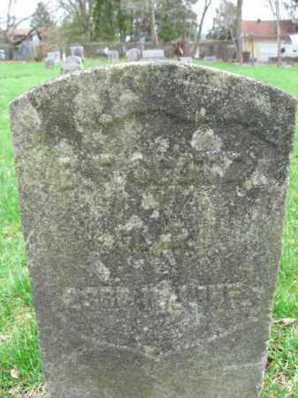 SCOTT, BENJAMIN F. - Burlington County, New Jersey   BENJAMIN F. SCOTT - New Jersey Gravestone Photos