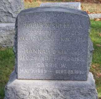 SHEMELIA (SHEMELEYU), JACOB N. - Burlington County, New Jersey   JACOB N. SHEMELIA (SHEMELEYU) - New Jersey Gravestone Photos