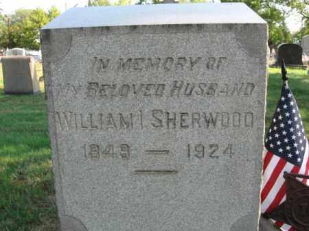 SHERWOOD, WILLIAM I. - Burlington County, New Jersey | WILLIAM I. SHERWOOD - New Jersey Gravestone Photos