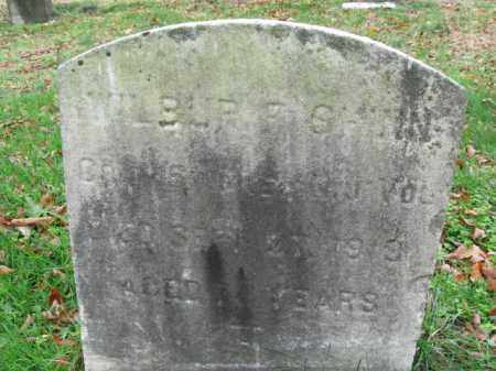 SHINN, WILBUR E. - Burlington County, New Jersey   WILBUR E. SHINN - New Jersey Gravestone Photos