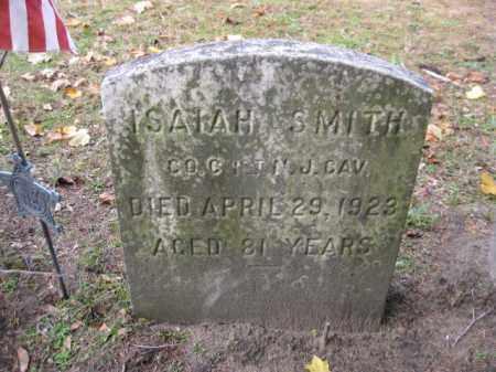 SMITH, ISAIAH - Burlington County, New Jersey | ISAIAH SMITH - New Jersey Gravestone Photos