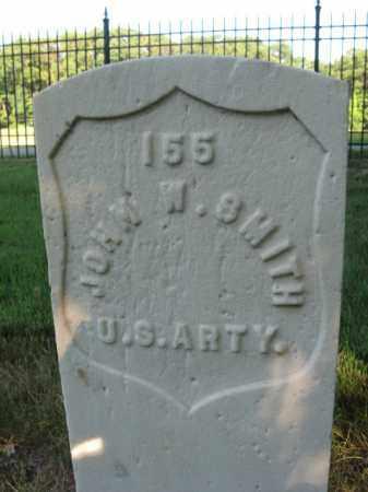SMITH, JOHN W. - Burlington County, New Jersey   JOHN W. SMITH - New Jersey Gravestone Photos
