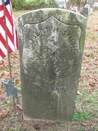 SMITH, ROBERT H. - Burlington County, New Jersey | ROBERT H. SMITH - New Jersey Gravestone Photos