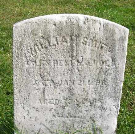 SMITH, WILLIAM - Burlington County, New Jersey   WILLIAM SMITH - New Jersey Gravestone Photos