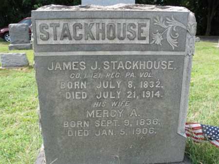 STACKHOUSE, JAMES  J. - Burlington County, New Jersey | JAMES  J. STACKHOUSE - New Jersey Gravestone Photos