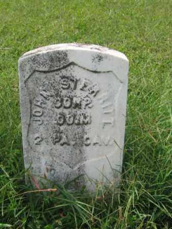 STERITT, CORP.JOHN - Burlington County, New Jersey | CORP.JOHN STERITT - New Jersey Gravestone Photos