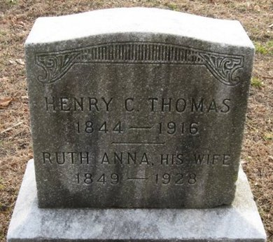 THOMAS, HENRY C. - Burlington County, New Jersey | HENRY C. THOMAS - New Jersey Gravestone Photos
