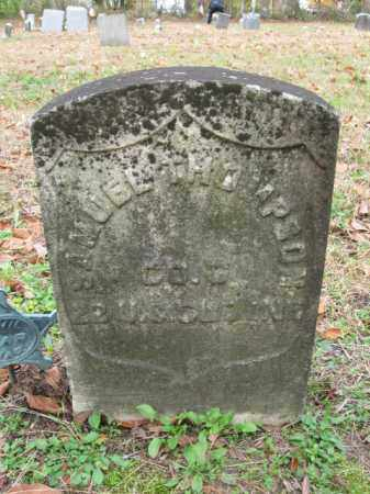 THOMPSON, SAMUEL - Burlington County, New Jersey   SAMUEL THOMPSON - New Jersey Gravestone Photos