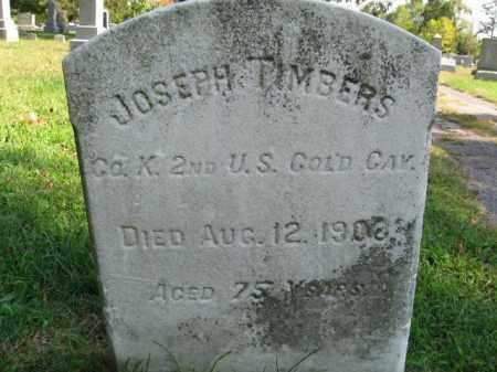 TIMBERS, JOSEPH - Burlington County, New Jersey   JOSEPH TIMBERS - New Jersey Gravestone Photos
