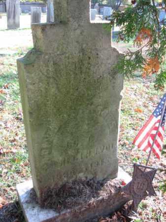 VANSCIVER, DAVID - Burlington County, New Jersey   DAVID VANSCIVER - New Jersey Gravestone Photos