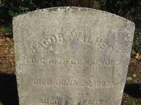 WALHEIM (WALHEUN), JACOB - Burlington County, New Jersey   JACOB WALHEIM (WALHEUN) - New Jersey Gravestone Photos