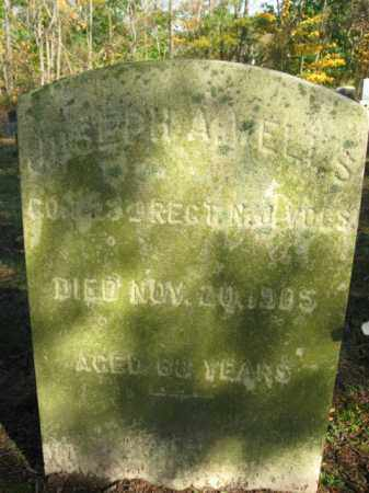 WELLS, JOSEPH A. - Burlington County, New Jersey | JOSEPH A. WELLS - New Jersey Gravestone Photos