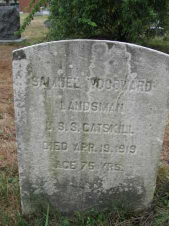 WOODWARD, SAMUEL - Burlington County, New Jersey | SAMUEL WOODWARD - New Jersey Gravestone Photos