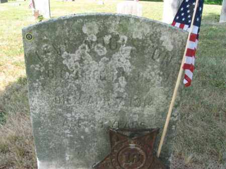 WOOLSTON, LEVI - Burlington County, New Jersey | LEVI WOOLSTON - New Jersey Gravestone Photos