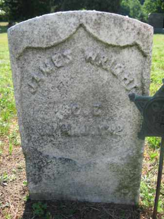 WRIGHT, JAMES - Burlington County, New Jersey | JAMES WRIGHT - New Jersey Gravestone Photos
