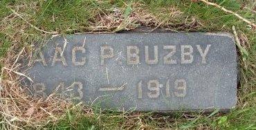 BUZBY, ISAAC P. - Camden County, New Jersey | ISAAC P. BUZBY - New Jersey Gravestone Photos