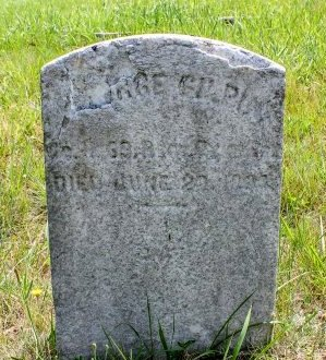 GILPIN, GEORGE - Camden County, New Jersey | GEORGE GILPIN - New Jersey Gravestone Photos
