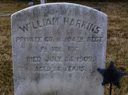 HARKINS, WILLIAM - Camden County, New Jersey | WILLIAM HARKINS - New Jersey Gravestone Photos