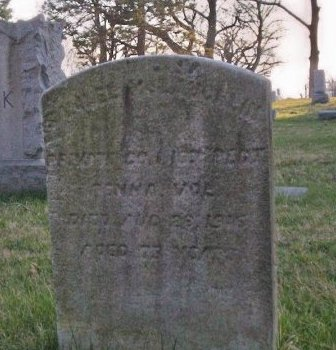 MCLAUGHLIN, SAMUEL - Camden County, New Jersey | SAMUEL MCLAUGHLIN - New Jersey Gravestone Photos