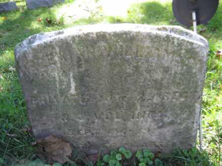 WILLIAMSON, HEZEKIAH - Camden County, New Jersey | HEZEKIAH WILLIAMSON - New Jersey Gravestone Photos