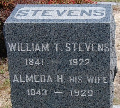 STEVENS, WILLIAM T. - Cape May County, New Jersey | WILLIAM T. STEVENS - New Jersey Gravestone Photos