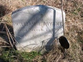 BRYANT, WILLIAM B. - Cumberland County, New Jersey | WILLIAM B. BRYANT - New Jersey Gravestone Photos