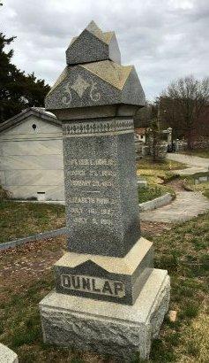 DUNLOP, GEORGE E. - Cumberland County, New Jersey | GEORGE E. DUNLOP - New Jersey Gravestone Photos