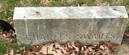 SWARTZ (SWARTS), CHARLES - Cumberland County, New Jersey | CHARLES SWARTZ (SWARTS) - New Jersey Gravestone Photos