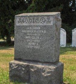 ACKERMAN, HENRY A. - Essex County, New Jersey | HENRY A. ACKERMAN - New Jersey Gravestone Photos