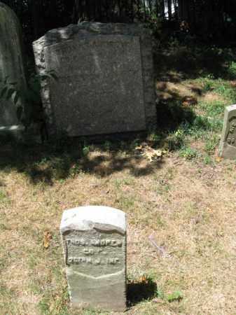 ANDREW (ANDREWS), THOMAS - Essex County, New Jersey | THOMAS ANDREW (ANDREWS) - New Jersey Gravestone Photos