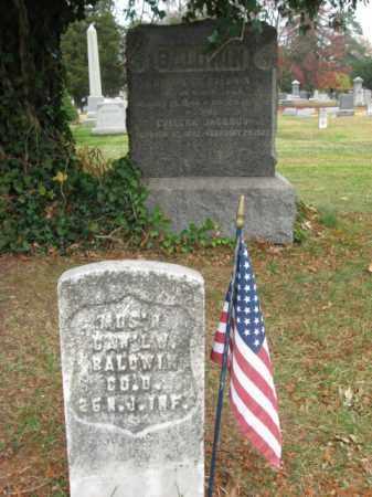 BALDWIN, DANIEL W. - Essex County, New Jersey | DANIEL W. BALDWIN - New Jersey Gravestone Photos