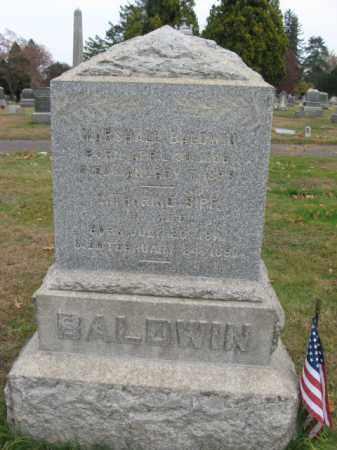 BALDWIN, MARSHALL - Essex County, New Jersey   MARSHALL BALDWIN - New Jersey Gravestone Photos