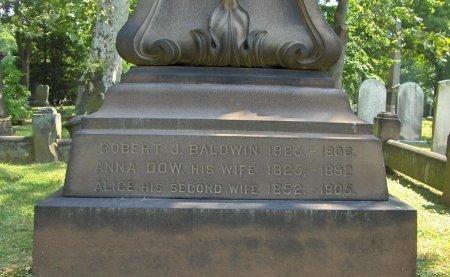 BALDWIN, ROBERT J. - Essex County, New Jersey | ROBERT J. BALDWIN - New Jersey Gravestone Photos