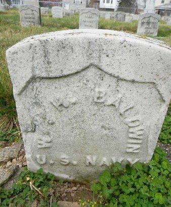 BALDWIN, WILLIAM H. - Essex County, New Jersey   WILLIAM H. BALDWIN - New Jersey Gravestone Photos