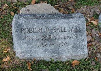 BALL, ROBERT R. - Essex County, New Jersey | ROBERT R. BALL - New Jersey Gravestone Photos
