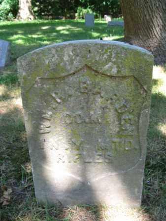 BARDEN, WILLIAM R. - Essex County, New Jersey | WILLIAM R. BARDEN - New Jersey Gravestone Photos