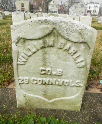 BARLIS (BAYLIS), WILLIAM - Essex County, New Jersey   WILLIAM BARLIS (BAYLIS) - New Jersey Gravestone Photos