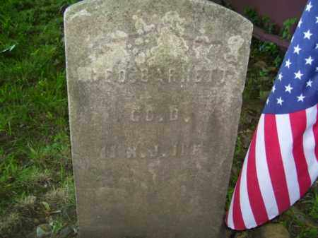 BARNETT, GEORGE - Essex County, New Jersey | GEORGE BARNETT - New Jersey Gravestone Photos