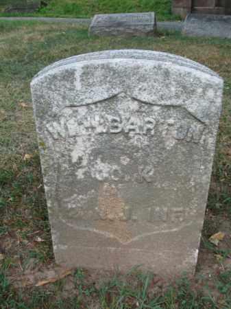 BARTON, WILLIAM - Essex County, New Jersey   WILLIAM BARTON - New Jersey Gravestone Photos