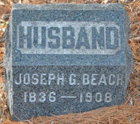 BEACH, JOSEPH G. - Essex County, New Jersey | JOSEPH G. BEACH - New Jersey Gravestone Photos