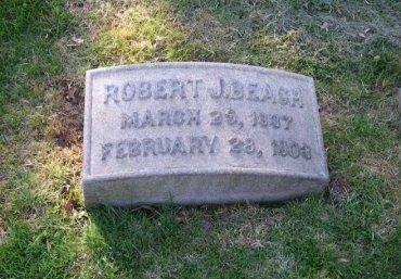 BEACH, ROBERT J. - Essex County, New Jersey | ROBERT J. BEACH - New Jersey Gravestone Photos